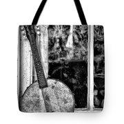 Dirty Banjo Mandolin Tote Bag
