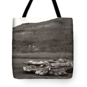 Dirty Bergs Tote Bag