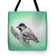 Dirty Bird Tote Bag