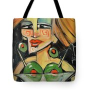 Dirty With Two - The Julianne Moore Version Tote Bag
