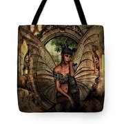 Disappointed Fairy Tote Bag