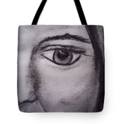 Disbelief Tote Bag