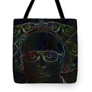 Disbelief On Several Levels Tote Bag