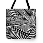 Discern The Signs Tote Bag