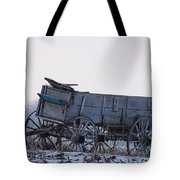 Discovery From The Past Tote Bag