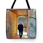 Discovery In Grenada - Alhambra Tote Bag