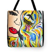 Discovery Of Excellence Tote Bag