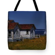 Discovery Park Homes Tote Bag