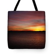 Discovery Park Sunset 6 Tote Bag