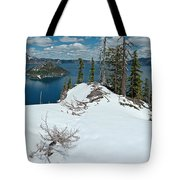 Discovery Point Panorama Tote Bag