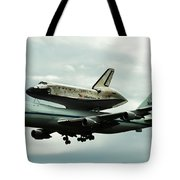 Discovery Riding Home Tote Bag