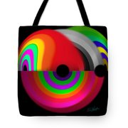 Discus Tote Bag