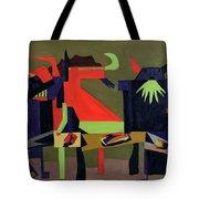 Disfeastitia Tote Bag