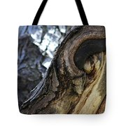 Disfigured By Nature Tote Bag