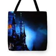 Disney Blues At Night  Tote Bag
