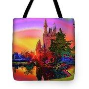 Disney Fantasy Art Tote Bag