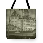 Disney World The Grand Floridian Resort Vintage Tote Bag
