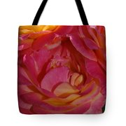 Disneyland Rose Tote Bag