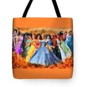 Disney's Princesses Tote Bag