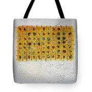 Display 5 Tote Bag