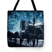Dissipating Rapture Tote Bag