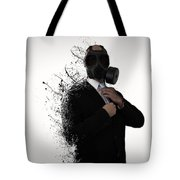 Dissolution Of Man Tote Bag