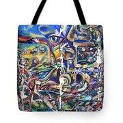 Dissolution Tote Bag by Robert Thalmeier
