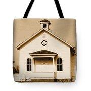 Dist No 5 Tote Bag