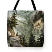 Distant Dream Tote Bag