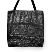 Distant Escape From My Mind Tote Bag