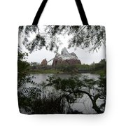 Distant Everest Tote Bag