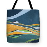 Distant House Tote Bag