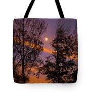 Distant Moon Tote Bag
