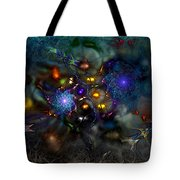 Distant Realms Of The Imagination Tote Bag
