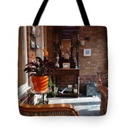 Distant Safari Tote Bag
