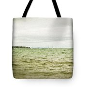Distant Sails Tote Bag