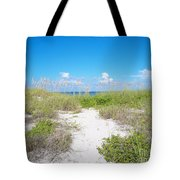 Distant Sea Tote Bag
