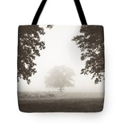 Distant Silence Tote Bag