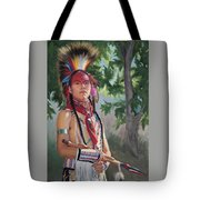 Distant Song Tote Bag