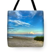 Distant Thunderhead Tote Bag