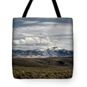 Distater Peak Road -february-0723-r1 Tote Bag