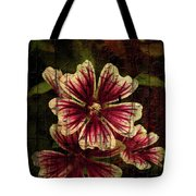 Distinctive Blossoms Tote Bag