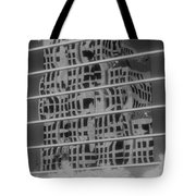 Distorted Views Tote Bag