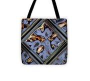 Distortion In Focus Tote Bag