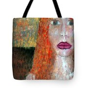 Distrust  Tote Bag