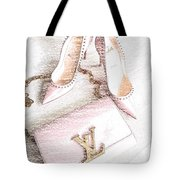 Diva Style Tote Bag