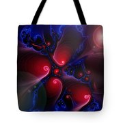 Divided Day Tote Bag