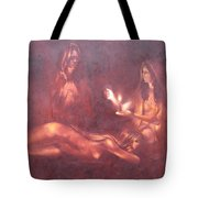 Divination Tote Bag