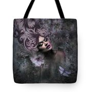 Divine Beauty Tote Bag