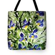 Divine Blooms-21169 Tote Bag